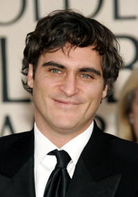 Joaquin Phoenix at the 63rd Annual Golden Globe Awards in L.A.