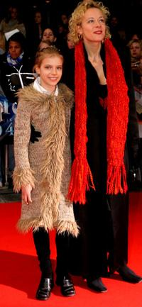 Paula and Katja Riemann at the ECHO 2004 German Music Awards.
