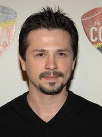 Freddy Rodriguez at the grand opening of Conga Room.
