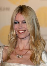 Claudia Schiffer at the