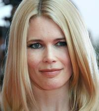 Claudia Schiffer at the screening of