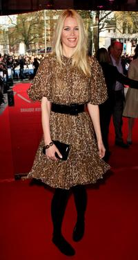 Claudia Schiffer at the premiere of