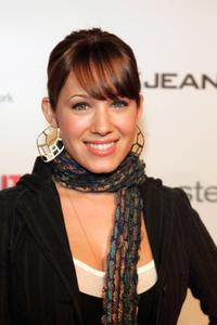 Marla Sokoloff at the DKNY Jeans Presents Vanity Fair in Concert.
