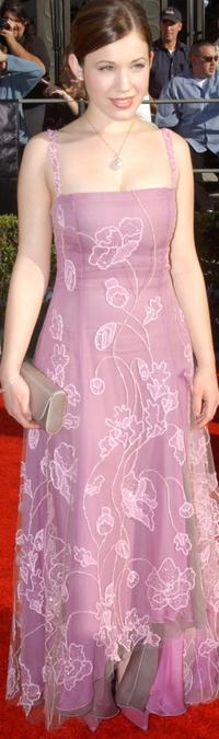 Marla Sokoloff at the 8th Annual Screen Actors Guild Awards.