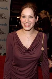 Marla Sokoloff at the premiere for