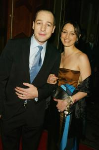 French Stewart and wife Katherine at the 3rd Annual DVD Exclusive Awards.