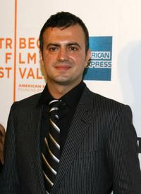 Sergej Trifunovic at the premiere of
