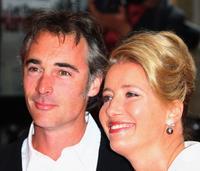 Greg Wise and Emma Thompson at the UK premiere of