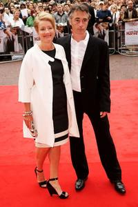 Emma Thompson and Greg Wise at the UK premiere of