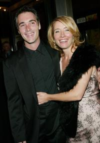 Greg Wise and Emma Thompson at the premiere of