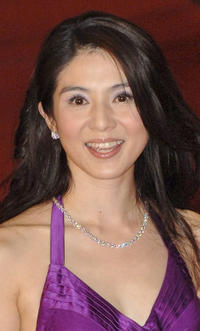 Charlie Yeung at the premiere of