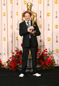 Anthony Dod Mantle at the 81st Annual Academy Awards.