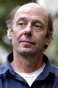 Manuel Poirier during the 55th San Sebastian Film Festival.