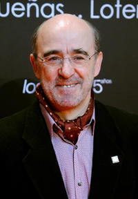 Alex Angulo at the 2011 Goya Cinema Awards Gala in Spain.