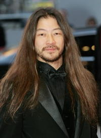 Tadanobu Asano at the premiere of