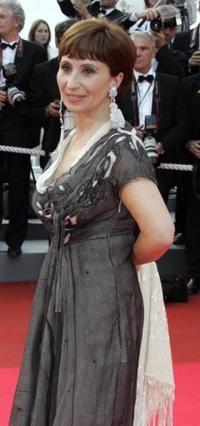 Ariane Ascaride at the photocall of