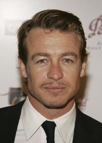 Simon Baker at the Penfolds Gala Black Tie Dinner, the kick off event for G'Day LA: Australia Week 2005.