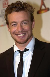 Simon Baker at the 45th Annual TV Week Logie Awards 2003.