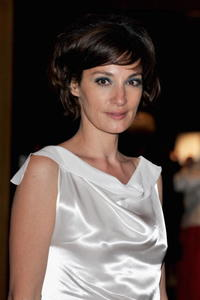 Jeanne Balibar at the 61st International Cannes Film Festival.