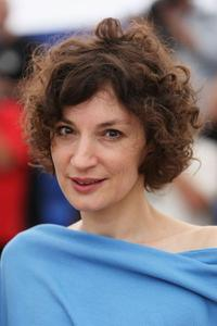 Jeanne Balibar at the 62nd International Cannes Film Festival.