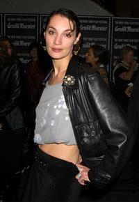 Jeanne Balibar at the premiere of