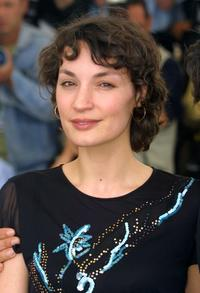 Jeanne Balibar at the Palais des Festivals during the photocall of