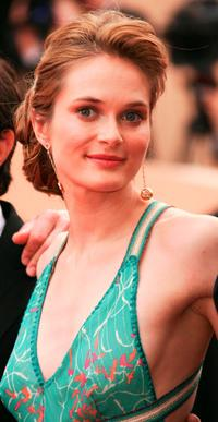 Rachel Blanchard at the screening of