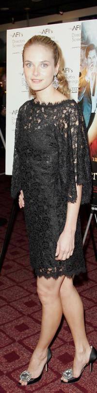 Rachel Blanchard at the AFI's Directors screening of
