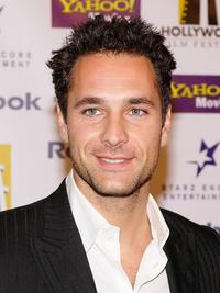 Raoul Bova at the Hollywood Awards Gala.