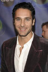 Raoul Bova at the ABC Winter Press Tour All Star party.