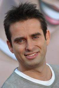 Bruno Campos at the world premiere screening of