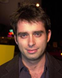 Bruno Campos at the E Online's Sizzlin Sixteen 2001 party.