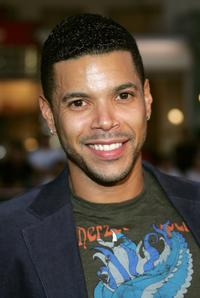 Wilson Cruz at the premiere of