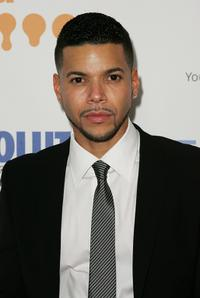 Wilson Cruz at the 19th Annual GLAAD Media Awards.