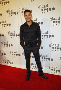 Wilson Cruz at the 18th Annual GLAAD Media Awards.