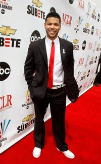 Wilson Cruz at the 2007 NCLR ALMA Awards.