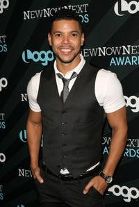 Wilson Cruz at the 2008 NewNowNext Awards.