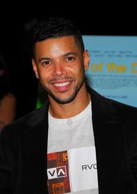 Wilson Cruz at the LA premiere of