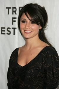 Shiri Appleby at the premiere of