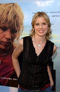 Kim Dickens at the premiere of