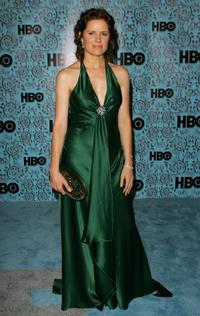 Kim Dickens at the HBO Emmy after party.
