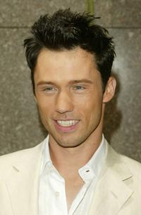 Jeffrey Donovan at the NBC Primetime Preview.