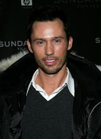 Jeffrey Donovan at the premiere of