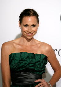 Minnie Driver at the 17th Mercedes-Benz Carousel of Hope Ball.