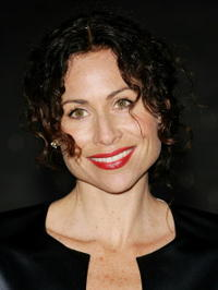 Minnie Driver at the Vanity Fair 2007 Tribeca Film Festival party.