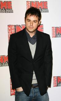 Danny Dyer at the Shockwaves NME Awards 2008.