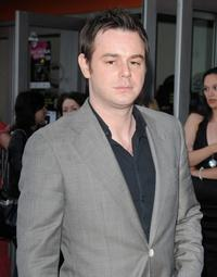 Danny Dyer at the premiere of