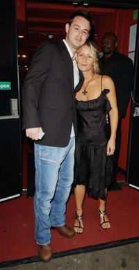 Danny Dyer and guest at the VIP Screening of
