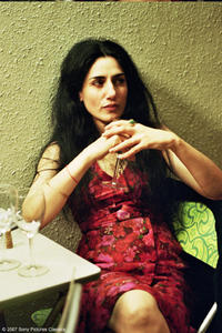 Ronit Elkabetz as Dina in