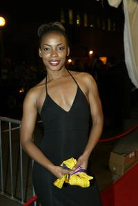 Aunjanue Ellis at the gala screening of